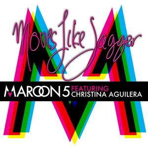 Image for 'Moves Like Jagger (feat. Christina Aguilera)'