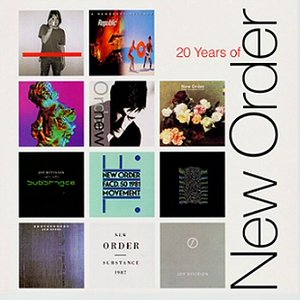 Image for '20 Years of New Order'