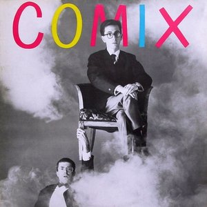 Image for 'Comix'