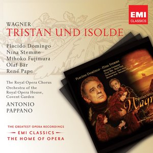 Image for 'Wagner: Tristan und Isolde'