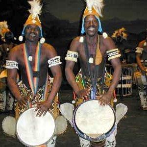 Image for 'Les Percussions De Guinée'