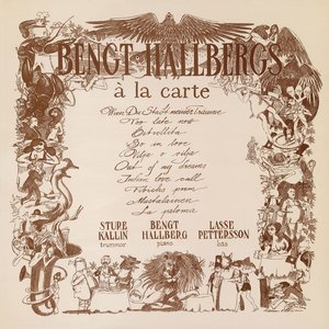 Image for 'Swedish Jazz Masters: Bengt Hallbergs á la Carte'