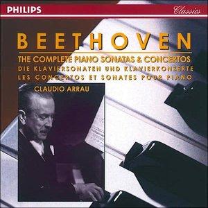 Image for 'The Complete Piano Sonatas and Concertos (feat. piano: Claudio Arrau)'