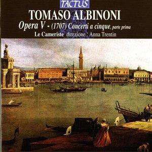Image pour 'Albinoni: Opera V'