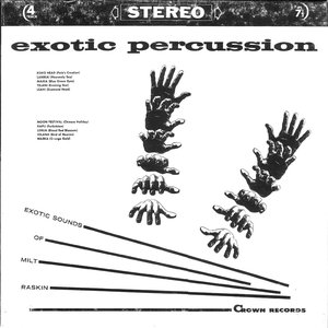 Image for 'Exotic Percussion'