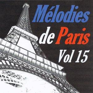 Bild für 'Mélodies de Paris, vol. 15'