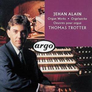 Image for 'Jehan Alain: Organ Works'