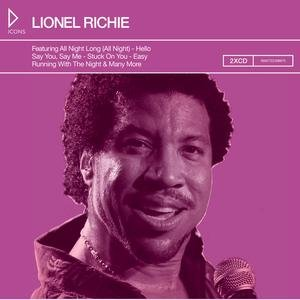 Immagine per 'Icons: Lionel Richie and The Commordores'