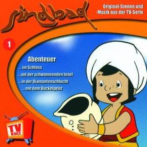Image for '01: Sindbad'