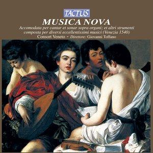 Image for 'Musica Nova'