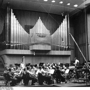 Image for 'Kölner Rundfunk-Symphonie-Orchester, Otto Klemperer'