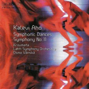 Image for 'Aho: Symphonic Dances / Symphony No. 11'