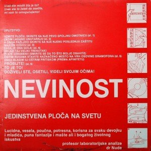 Image for 'Nevinost'