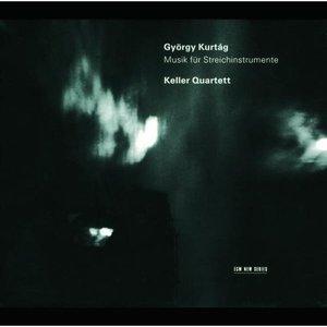 Image for 'Musik für Streichinstrumente (Keller Quartett)'