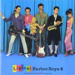 Image for 'LISTEN ! BARBEE BOYS 4'