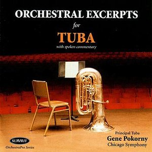 Image for 'Orchestral Excerpts for Tuba'