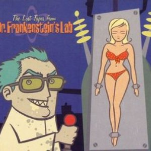 Image for 'The Lost Tapes From Dr. Frankenstein's Lab'
