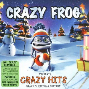 Image for 'Crazy Frog presents Crazy Hits - Crazy Christmas Edition'