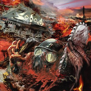 Image pour 'In War and Pieces'