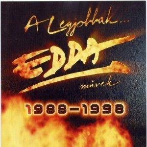 Image for 'A legjobbak 1988-1998'
