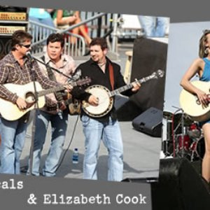 Image for 'Elizabeth Cook and The Grascals'
