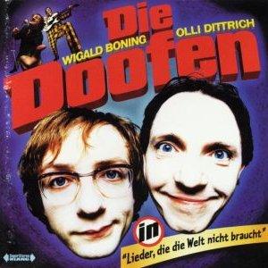 Image for 'Die Doofen - Wigald Boning & Olli Dittrich'
