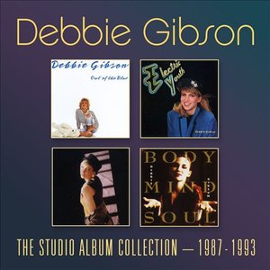 Image for 'The Studio Album Collection 1987-1993'