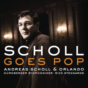 Image for 'Andreas Scholl Goes Pop'