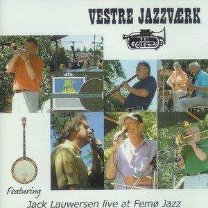 Image for 'Featuring Jack Lauwersen Live At Femø Jazz'