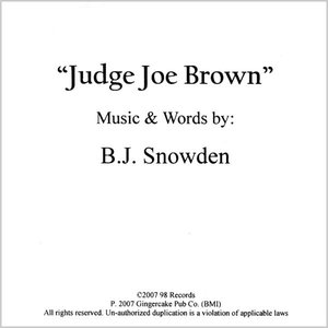 Image for 'Judge Joe Brown'