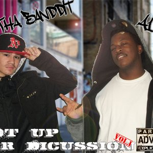 Image for 'NOT UP FOR DISCUSSION VOL.1'
