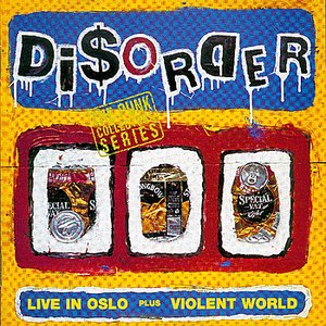 Image for 'Live In Oslo / Violent World'