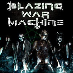 Image for 'Blazing War Machine'