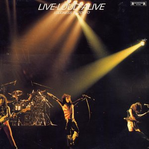Image for 'Live-Loud-Alive: Loudness in Tokyo'