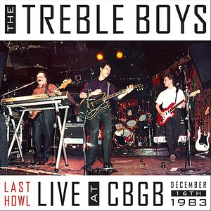 Image for 'Last Howl Live at CBGB'