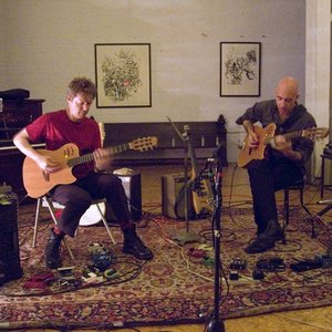 Image for 'Nels Cline & Elliott Sharp'