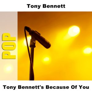 Image for 'Tony Bennett's Because Of You'