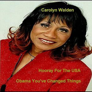 Image for 'Hooray for the Usa: Obama Youv'e Changed Things'