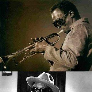 Imagen de 'John Lee Hooker & Miles Davis'