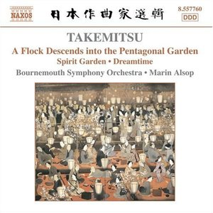 Image for 'TAKEMITSU: Orchestral Works'