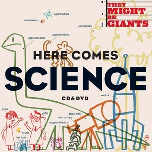 Image for 'Here Comes Science'