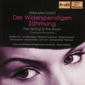 Image pour 'GOETZ: Der Widerspenstigen Zahmung (The Taming of the Shrew)'