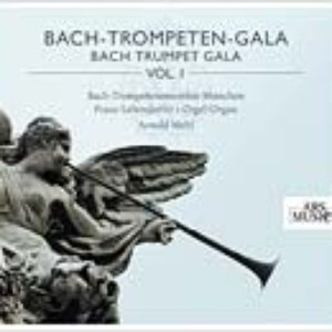 Image for 'Bach Trumpet Gala, Vol. 1'
