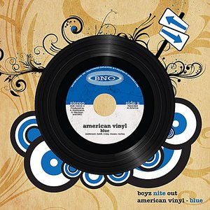 Image for 'American Vinyl - Blue'