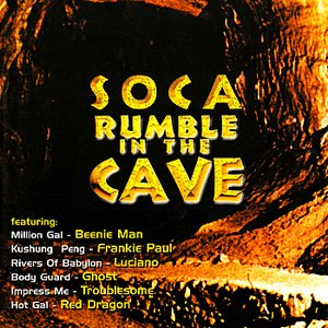 Image for 'Soca Rumble in the Cave'
