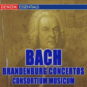 Image for 'Bach: The Complete Brandenburg Concertos'