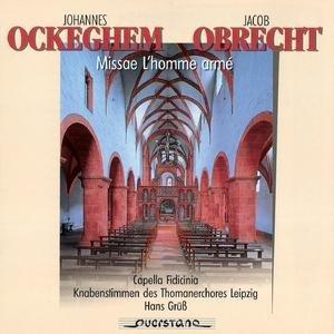 Image for 'Jacob Obrecht - Missa L'homme armé: Agnus Dei'