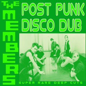 Image for 'Post Punk Disco Dub'