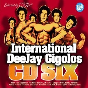 Image pour 'International Deejay Gigolos 6'