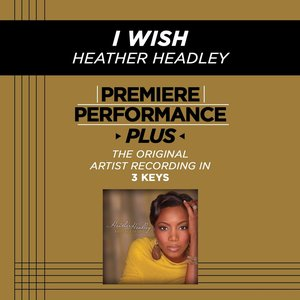 Image for 'I Wish (Premiere Performance Plus Track)'